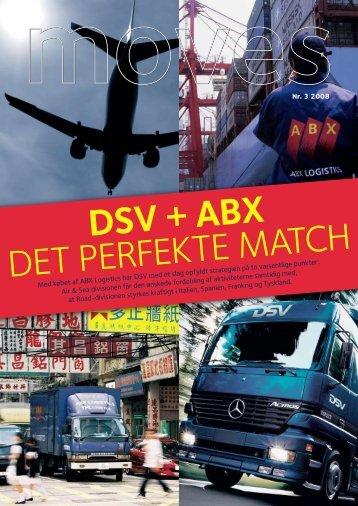 DSV +ABX Det perfekte match