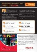 Connectique Molex Pages 01-20 (600k) - Farnell - Page 2