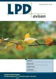 Nummer 68 (november 2007) - Landsforeningen af Patientrådgivere ...