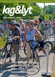 Kig & Lyt Juni - Aug. 2009 - Ballerup Kommune
