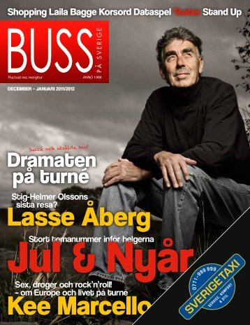 Lasse Åberg Kee Marcello - Buss på Sverige