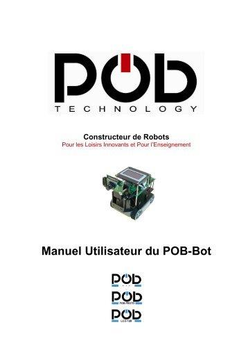Manuel Utilisateur du POB-Bot - Farnell