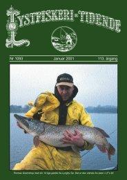 Nr 1093 Januar 2001 113. årgang - Lystfiskeriforeningen