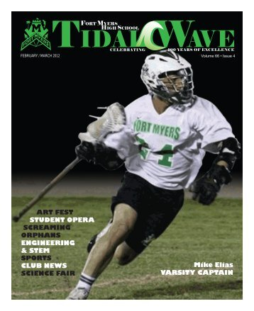 Volume 66 Issue 4 - Fort Myers High School