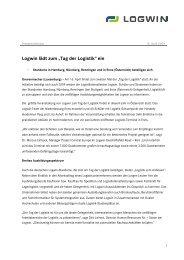 090414 logwin pressemitteilung tag der Logistik deutschland