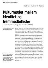 Steen Andersen - Historie-nu.dk
