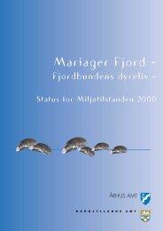 MARIAGER FJORD • Fjordbundens dyreliv