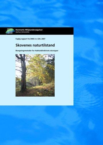 Skovenes naturtilstand