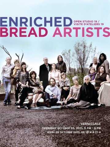 EBA11_invite v2.indd - Enriched Bread Artists