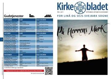 Kirkebladet 2011 nr. 4 - Linå kirke