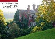 Artiklen om Gravetye Manor - Gardening DK