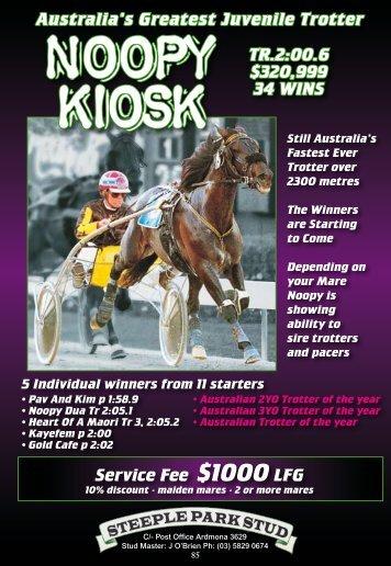 Noopy Kiosk - Harnesslink