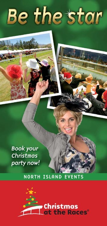 Book your Christmas party now! - Harnesslink
