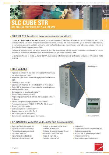 SLC CUBE STR - Salicru