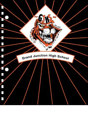GJHS Student Handbook - Grand Junction High School