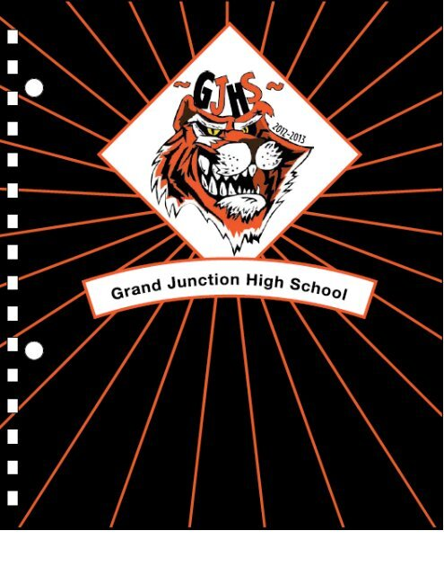 GJHS Student Handbook - Grand Junction High School