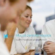 Guide til medarbejderudviklingssamtaler - Gentofte Hospital