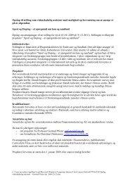 Opslag til stilling som forskningsassistent med mulighed og ...