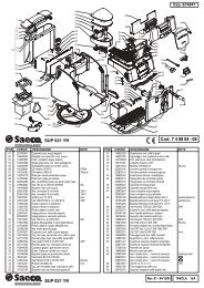 E74047 rev02 (Saeco Incanto R_S).indd - Coffee automat