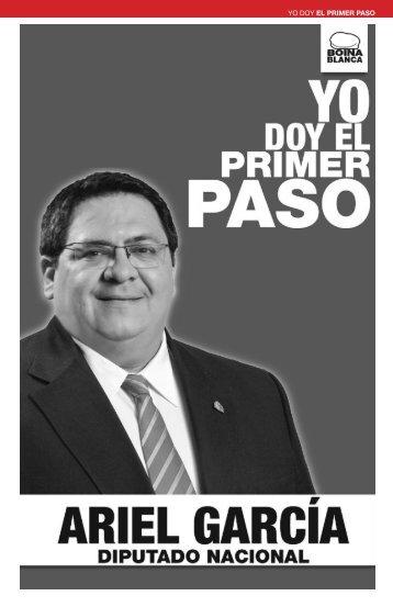 YO DOY EL PRIMER PASO