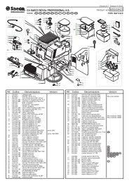 E003.034 ed.2 (Royal Professional N.S.) - Coffee automat