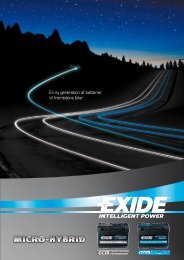 Download (PDF) - Exides batterier