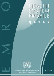 Qatar - What is GIS - World Health Organization