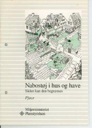 Folder om nabostøj i hus og have - Silkeborg Kommune