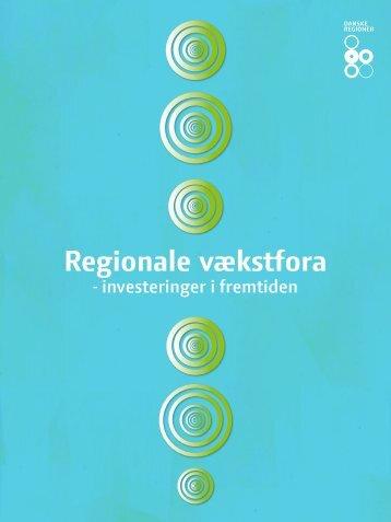 Regionale vækstfora - Region Nordjylland