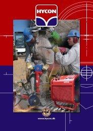 Værktøjerne - HYCON Hydraulic Tools