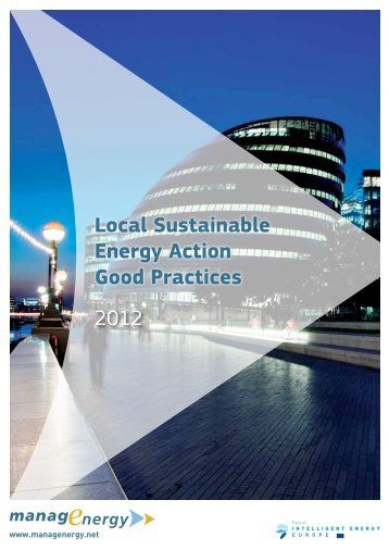 Good Practice Brochure 2012 - ManagEnergy