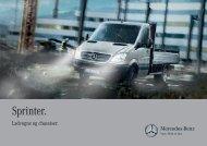 Sprinter. - Mercedes-Benz Danmark