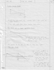 Lens Models - Faculty