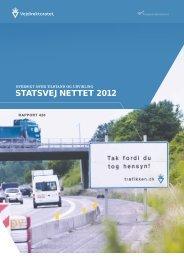 statsvejnettet 2012 - Vejdirektoratet