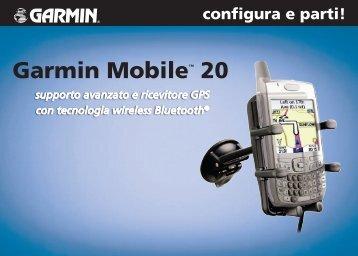 Garmin Mobile™ 20 - Garmin GPS