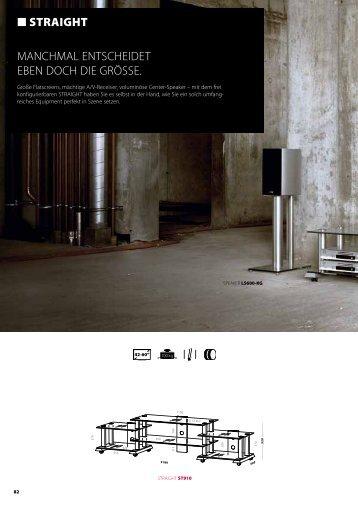 Datenblätter Straight-Serie I (PDF)