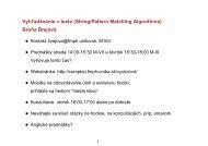 PDF, 22 Kb - Computational Biology @ Comenius University in ...