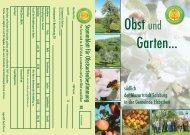 Obst und Garten... - Gemeinde Ebenau