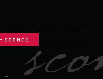 Sconce Pages - OCL Architectural Lighting