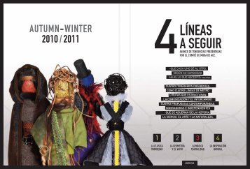 AUTUMN-WINTER 2010 / 2011 - AEC