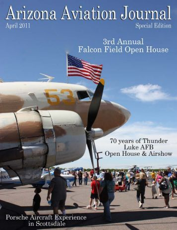 Click here for the PDF version - Arizona Aviation Journal