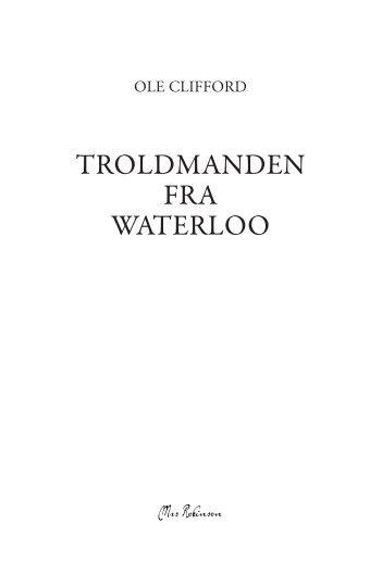 TROLDMANDEN FRA WATERLOO - Mrs. Robinson
