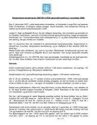 Beretning EGK generalforsamling 1