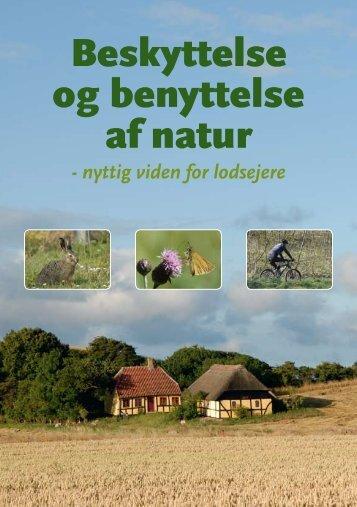 Beskyttelse og benyttelse af natur - nyttig viden for ... - Ærø kommune