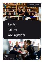 reglementet i pdf-udgave - Odense Centralbibliotek