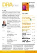 Nr. 4 Oktober 2012 - Dra.nu - Page 3