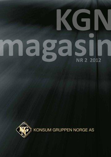 magasinnr 2 2012 - Konsum Gruppen Norge AS