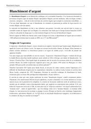Blanchiment d'argent (Wikipedia – pdf)