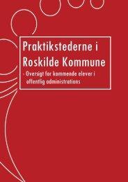 P Praktikstederne i R Roskilde Kommune
