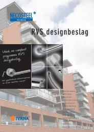 Ivana Necosteel RVS Designbeslag